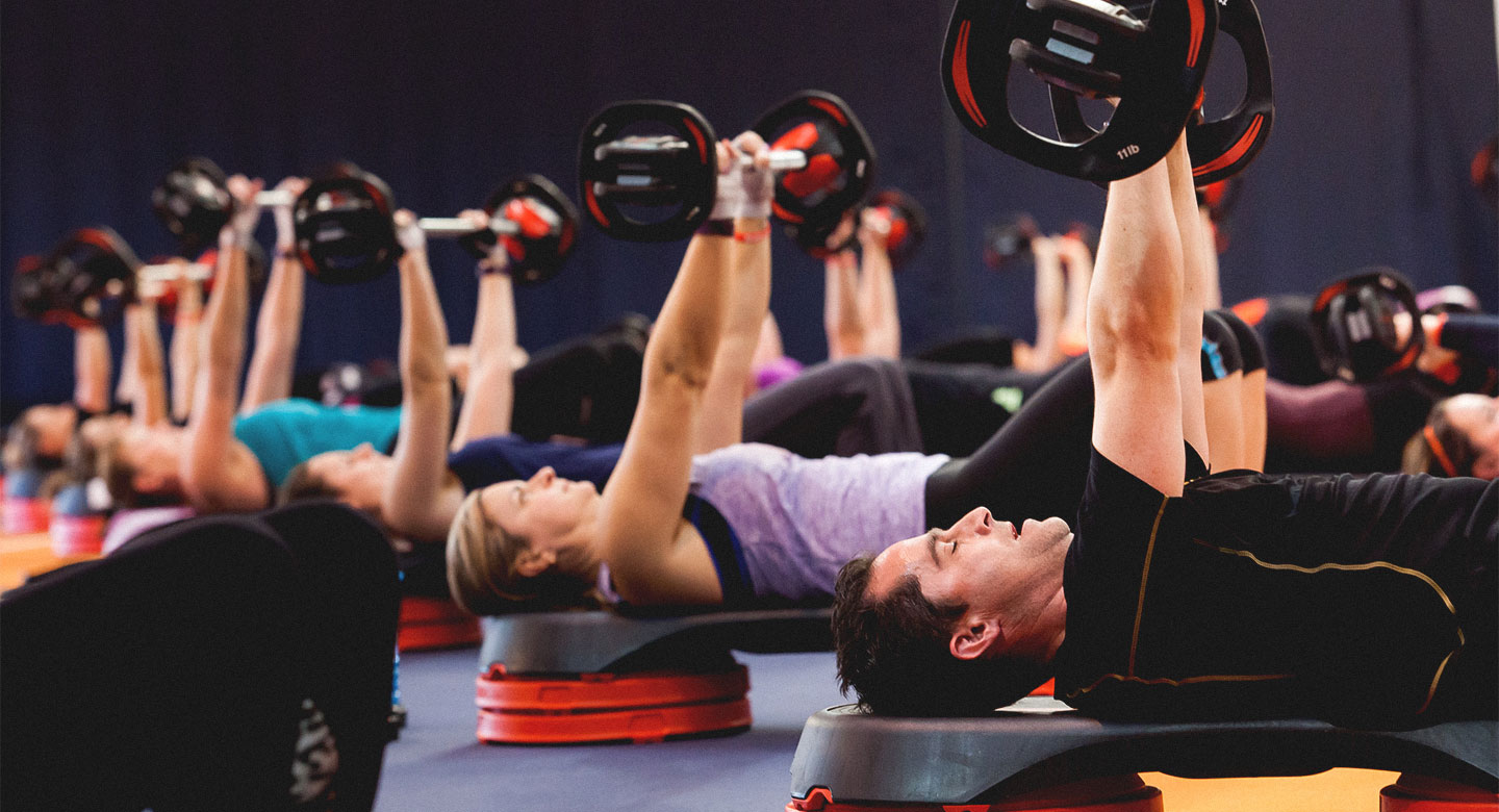 David Lloyd Clubs Group Exercise Body Pump