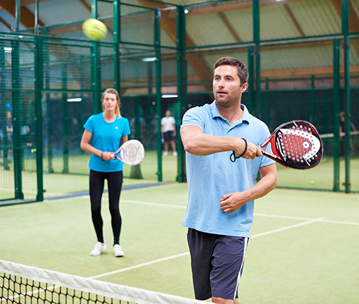 David Lloyd Clubs padel tennis